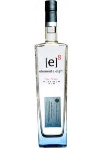 Rum Elements eight Platinum 0,70 lt.