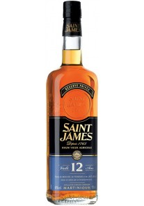 Rum Saint James 12 anni 0,70 lt.