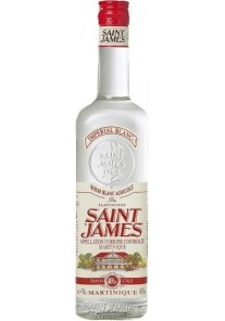 Rum Saint James Bianco 1,0 lt.