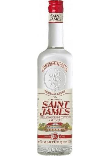 Rum Saint James Bianco 1,0 lt.
