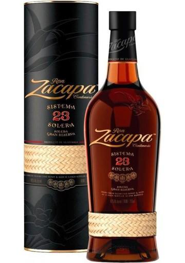 Rum Zacapa - 23 anni  1,0 lt.