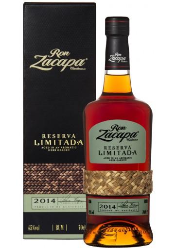 Rum Zacapa Reserva Limitada 2014 0,70 lt.