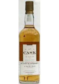 Whisky Caol Ila Single Malt 18 y - Sel.Gordon&Macphail Cask 1981 0,70 lt.