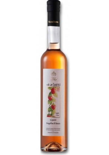 Liquore di Fragoline di Bosco Villa Varda 0,70 lt.
