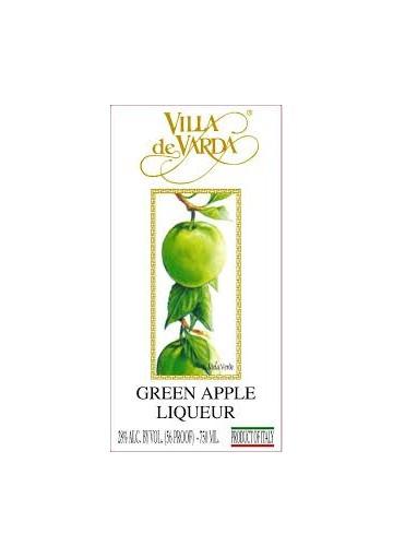 Liquore Mela Verde Villa de Varda 0,70 lt.