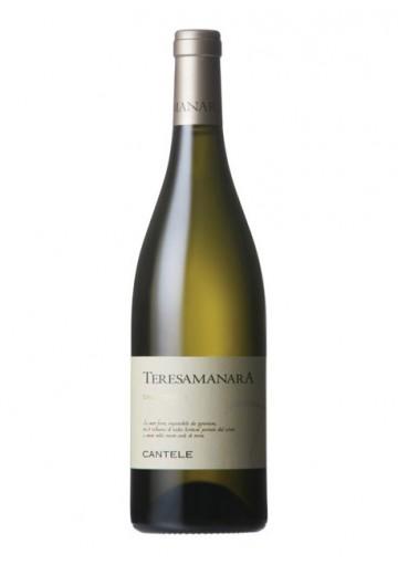 Chardonnay Cantele TeresaManara 2014 0,75 lt.