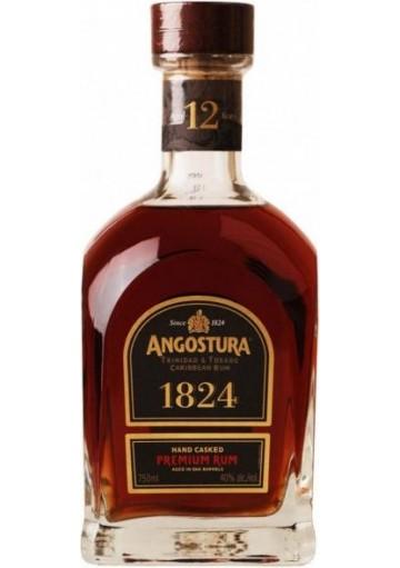 Rum Angostura 1824-12anni  0,70 lt.