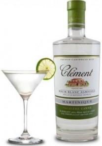 Rum Clement Bianco Premiere Canne 1  lt.