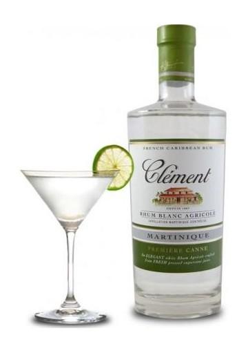 Rum Clement Bianco  1,0 lt.