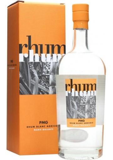 Rum Agricole Blanc PMG 56° 0,70 lt.