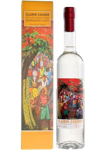 Rum Clairin Casimir  0,70 lt.