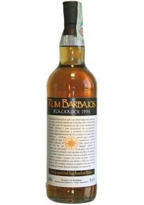 Rum Barbajos Black Rock 1996 0,70 lt.
