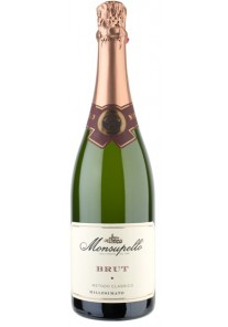Spumante Monsupello Brut Pinot Nero 0,75 lt.