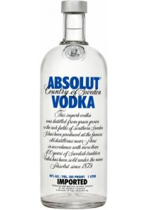 Vodka Absolut Blu 1,0 lt.
