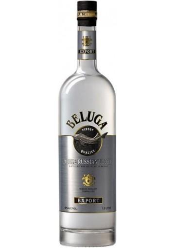 Vodka Beluga  1,0 lt.