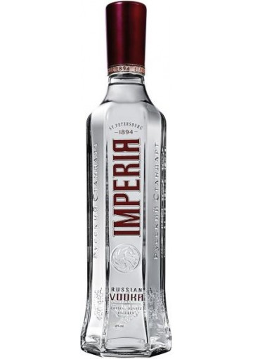 Vodka Imperia 1,0 lt.