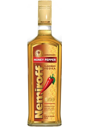 Vodka Nemiroff Peperoncino 0,70 lt.