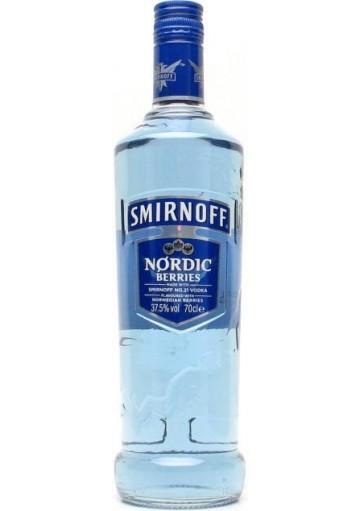 Vodka Smirnoff Nordic Berries 0,70 lt.