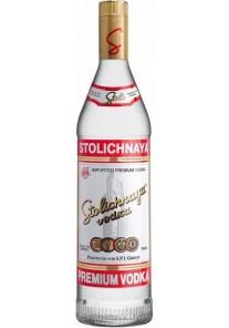 Vodka Stolichnaya Etichetta Rossa 0,70 lt.
