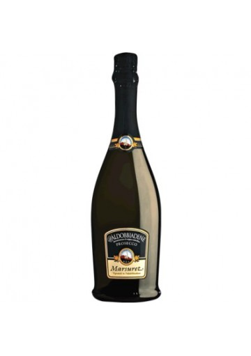 Prosecco Marsuret Exra Dry  0,75 lt.
