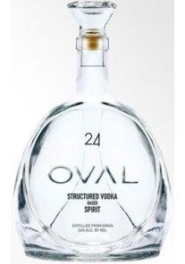 Vodka Oval 24 0,70 lt.