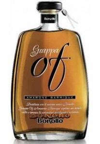 Grappa Bonollo Of Amarone barrique  0,70 lt.