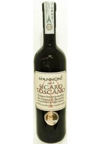 Grappa Nannoni Brunello Riserva da sigaro toscano 0,70 lt.