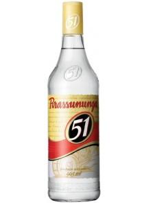 Cachaca 51 Pirassununga 1,0 lt.