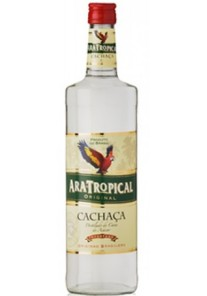Cachaca Ara Tropical  1,0 lt.