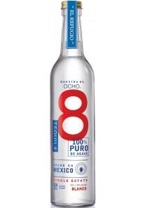 Tequila Blanco Ocho 8 0,50 lt
