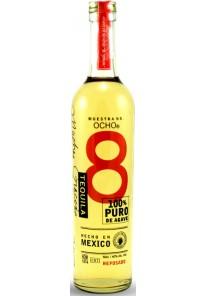 Tequila Reposado Ocho 8 0,50 lt