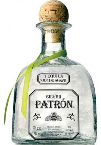 Tequila Silver Patron 0,70 lt.