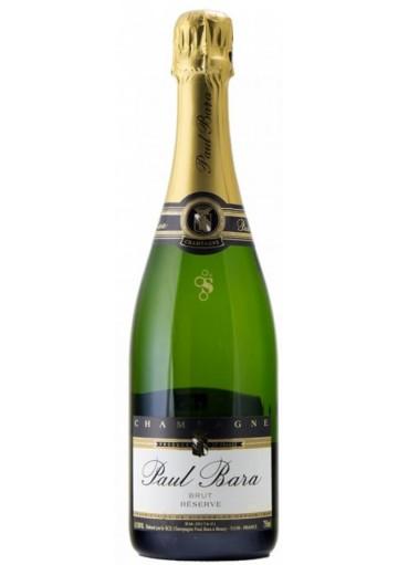 Champagne Paul Bara Brut Reserve 0,75 lt.