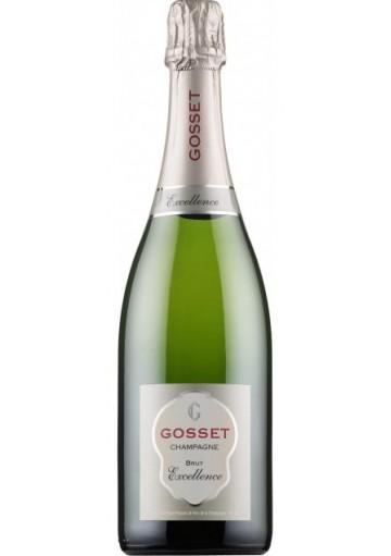 Champagne Gosset Brut Excellence 0,75 lt.