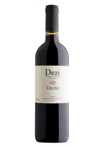 Dezio Rosso Marche Dezi 2004 0,75 lt.