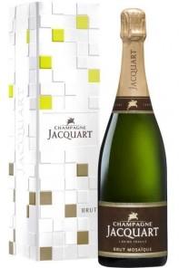 Champagne Jacquart Brut Mosaique 0,75 lt.