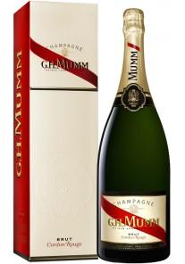 Champagne Mumm Cordon Rouge Brut 0,75 lt.