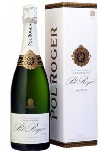 Champagne Pol Roger Brut Reserve 0,75 lt.