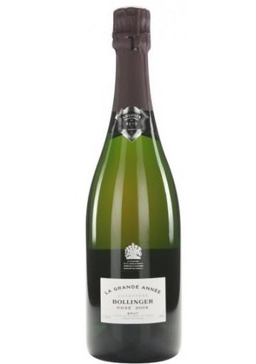 Champagne Bollinger La Grande Annèe  2004 0,75 lt.