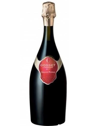 Champagne Gosset Grand Reserve Brut 0,75 lt.
