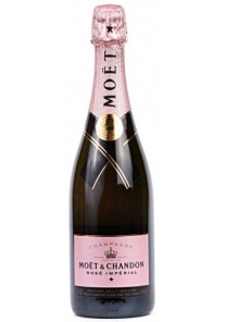 Champagne Moet & Chandon Rosè Imperial Brut    0,75 lt.