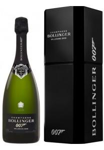 Champagne Bollinger James Bond 007 Millèsime 2009 0,70 lt.