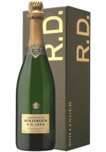 Champagne Bollinger R. D. 1997 0,75 lt.