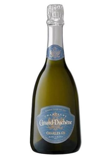 Champagne Canard-Duchene Charles VII Blanc de Blancs 0,75 lt.
