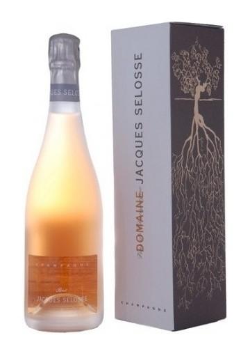 Champagne Jacques Selosse Brut Rose  0,75 lt.