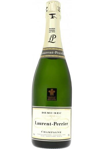 Champagne Laurent Perrier Demi Sec 0,75 lt.