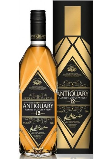 Whisky Antiquary Blended 12 anni 0,70 lt.