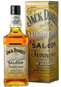 Whisky Jack Daniel's White Rabbit Saloon 0,75 lt.