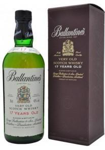 Whisky Ballantine\'s 17 anni  0,70 lt.