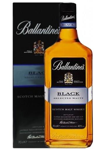 Whisky Ballantine\'s Black  0,70 lt.